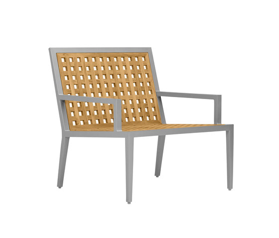 HATCH LOUNGE CHAIR di JANUS et Cie | Poltrone