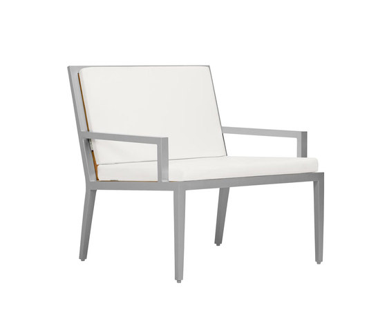 HATCH LOUNGE CHAIR de JANUS et Cie | Sillones