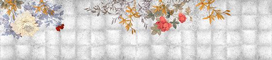 Grand Bouquet de Inkiostro Bianco | Revêtements muraux / papiers peint