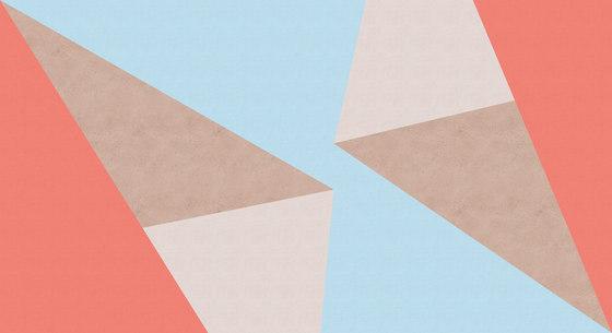 Polygons de Inkiostro Bianco | Revestimientos de paredes / papeles pintados