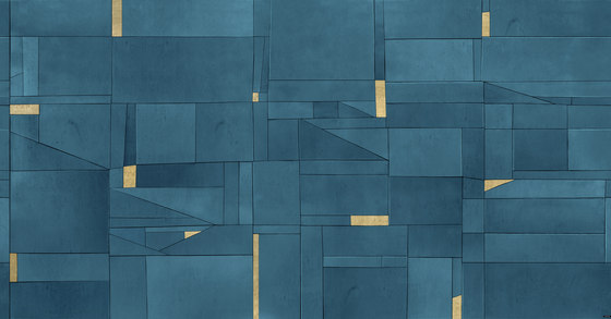 Composition by Inkiostro Bianco | Wall coverings / wallpapers