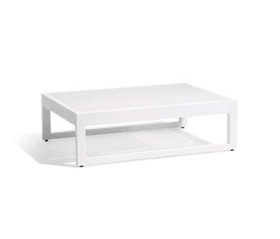 Fuse large footstool/sidetable de Manutti | Mesas de centro