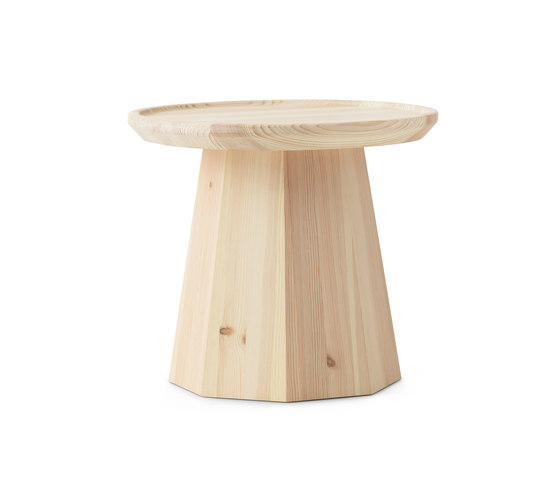 Pine Table small by Normann Copenhagen | Coffee tables