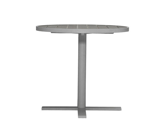 DUO CAFE TABLE ROUND 78 by JANUS et Cie | Dining tables
