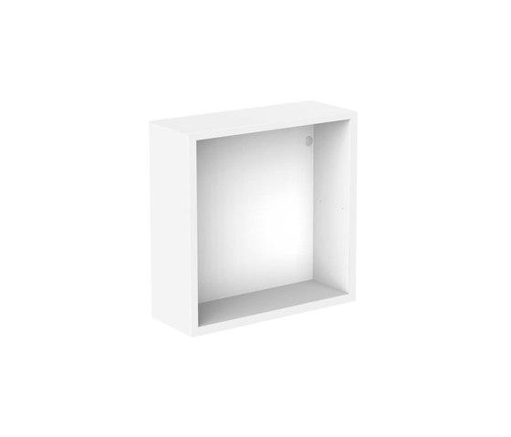 Shelf | M40.76.1001 by HEWI | Bath shelving