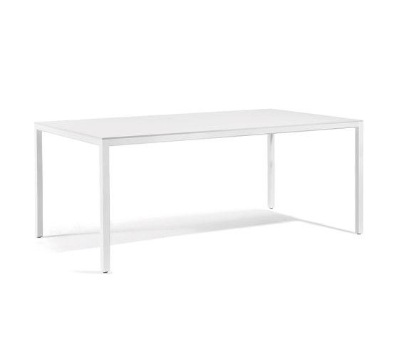 Quarto low bar table de Manutti   Tables consoles
