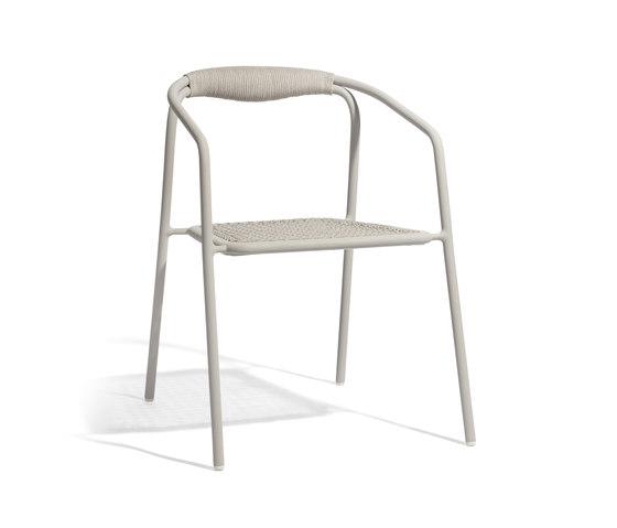 Duo chair di Manutti | Sedie