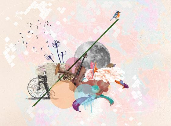 Jazz de Inkiostro Bianco | Revêtements muraux / papiers peint