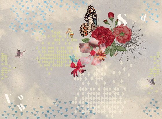 Viceversa by Inkiostro Bianco | Wall coverings / wallpapers