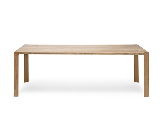Ink table by TON | Dining tables