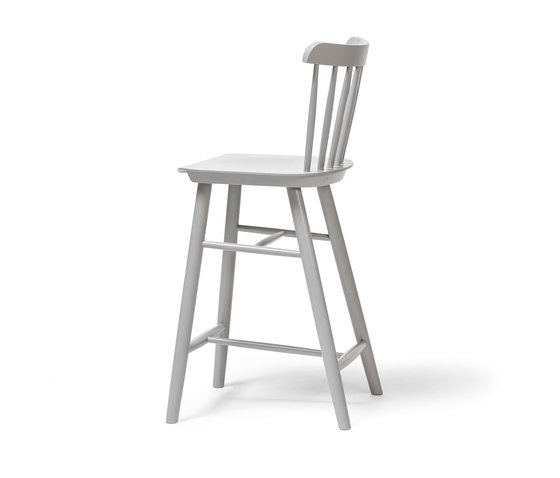 Ironica barstool low by TON | Bar stools