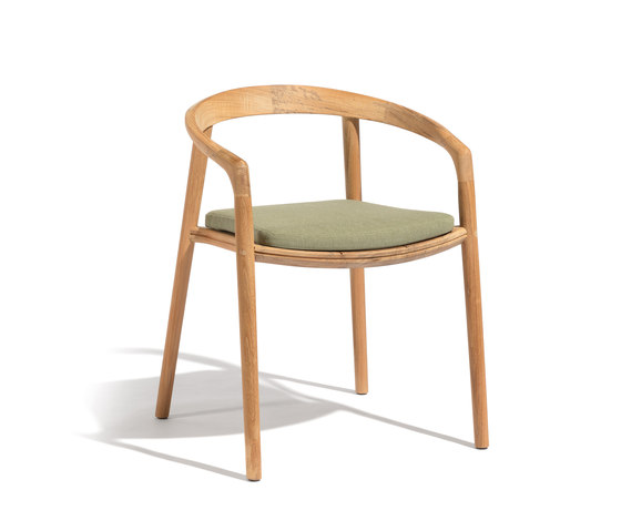 Solid armchair de Manutti | Sillas