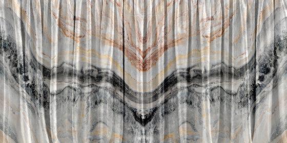 Marble Curtain de Inkiostro Bianco | Revestimientos de paredes / papeles pintados