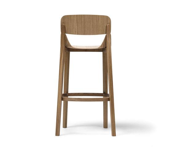 Leaf barstool high by TON | Bar stools