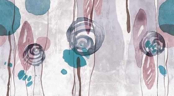 Aquerello de Inkiostro Bianco | Revestimientos de paredes / papeles pintados