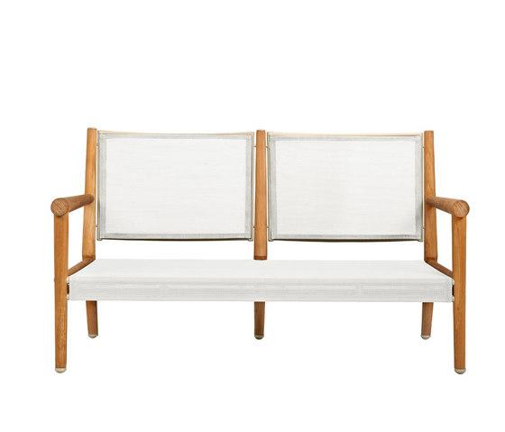 KONOS SOFA 2 SEAT de JANUS et Cie | Canapés