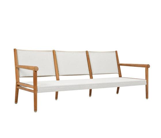 KONOS SOFA 3 SEAT de JANUS et Cie | Canapés