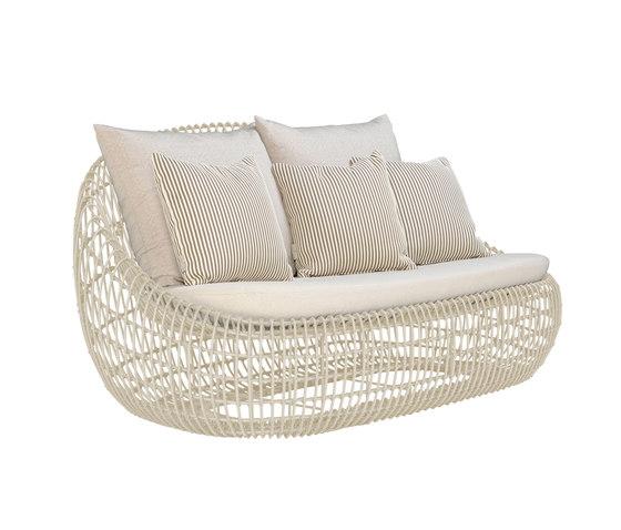 VINO SOFA 2 SEAT de JANUS et Cie | Canapés