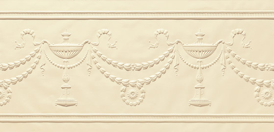 Adam Frieze di Lincrusta | Tessuti decorative