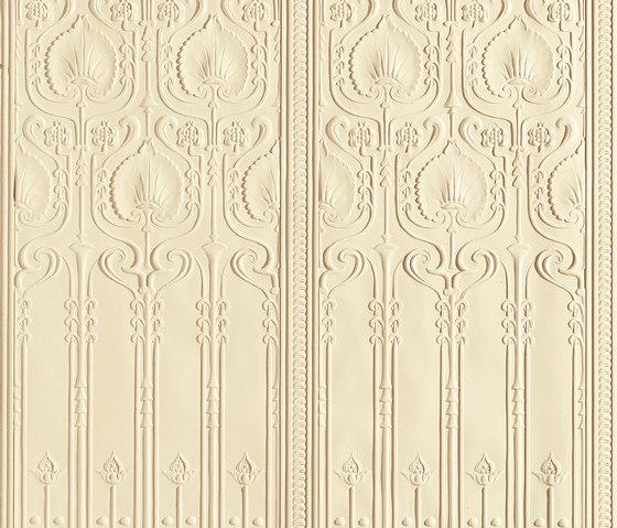 Edwardian Dado de Lincrusta | Tejidos decorativos