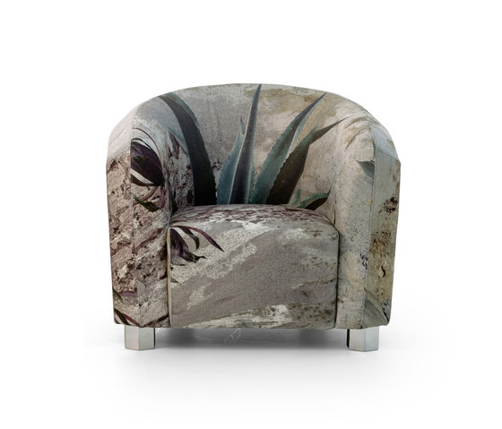 Deco Futura Armchair by Diesel with Moroso | Armchairs