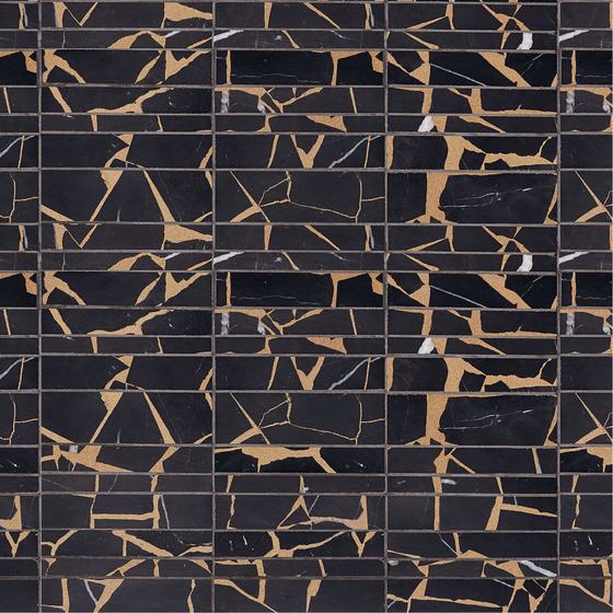 Kintsugi Tsundora by Claybrook Interiors Ltd. | Natural stone tiles