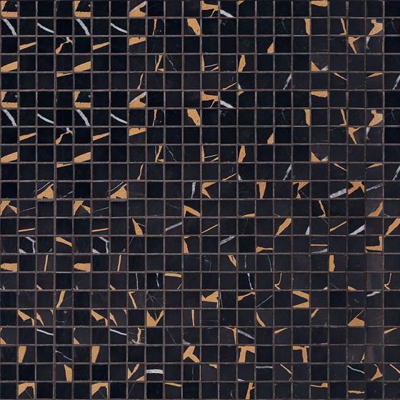 Kintsugi Mini Kyubu by Claybrook Interiors Ltd. | Natural stone tiles