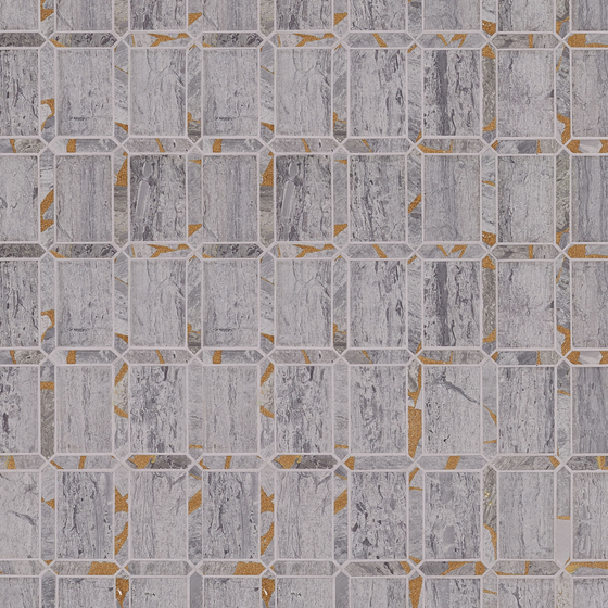 Kintsugi Hakkakei by Claybrook Interiors Ltd. | Natural stone tiles