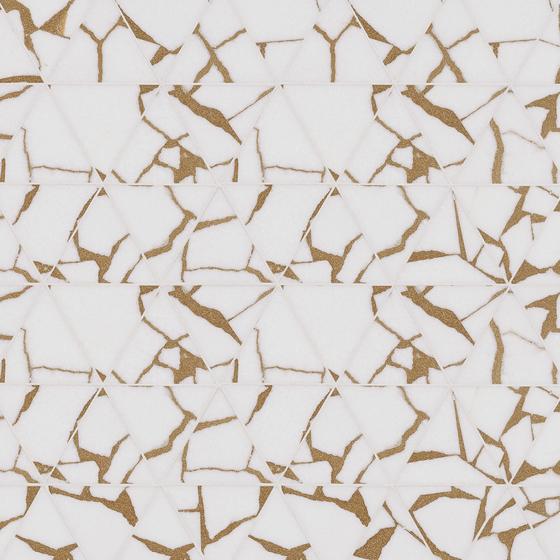 Kintsugi Sankakkei by Claybrook Interiors Ltd. | Natural stone tiles