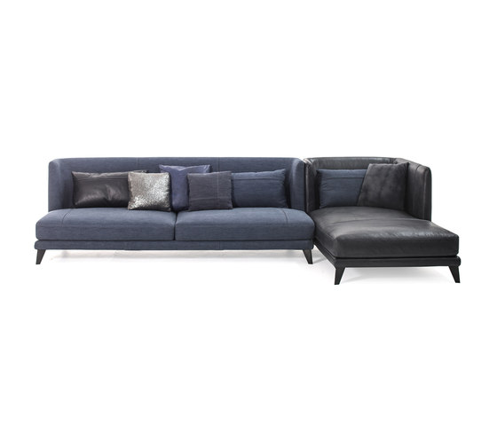 Gimme More Sofa de Diesel with Moroso   Canapés