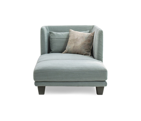 Gimme More Chaise longue by Diesel with Moroso | Chaise longues