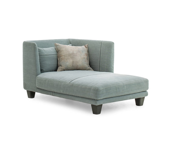 Gimme More Chaise longue von Diesel with Moroso | Chaise Longues