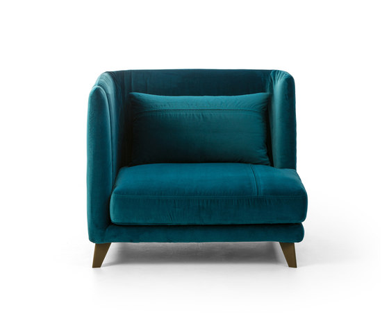 Gimme More Left armchair by Diesel with Moroso | Armchairs