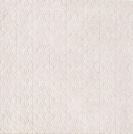 Karman Ceramica Decorata Avorio by EMILGROUP | Ceramic tiles