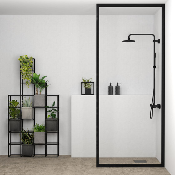 iPot modular system by ipot | Bath shelving