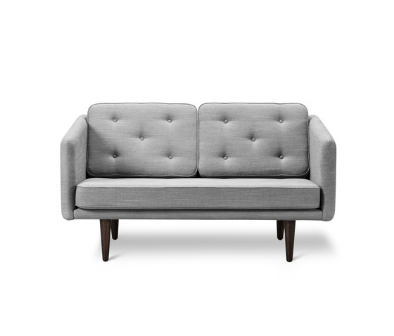 No. 1 Sofa 2 seat by Fredericia Furniture | Sofas