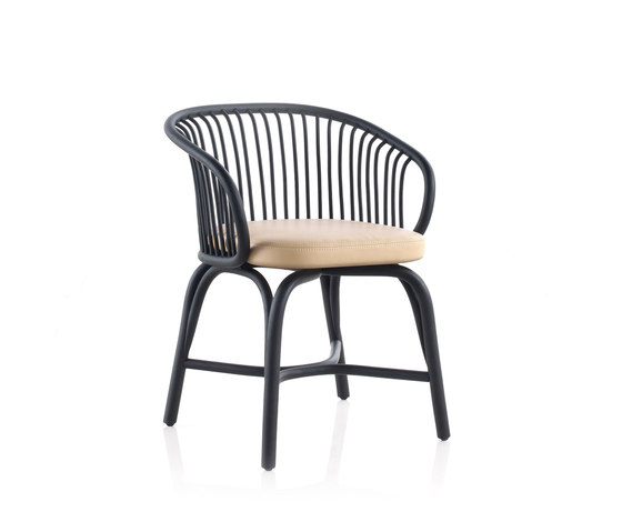 Huma armchair di Expormim   Sedie