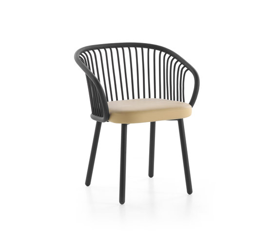 Huma armchair di Expormim | Sedie