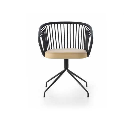 Huma swivel armchair by Expormim | Chairs