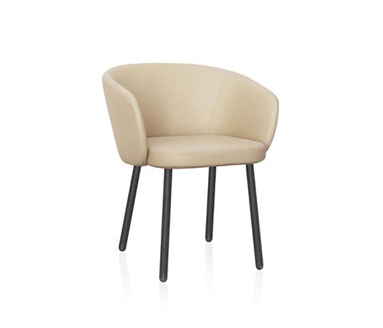 Huma Stuhl von Expormim | Stühle
