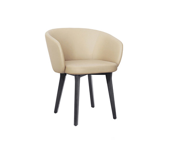 Huma armchair by Expormim | Chairs