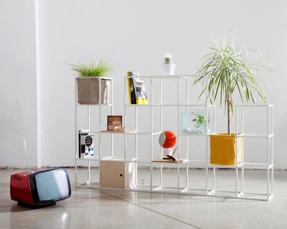 iPot modular system von ipot | Regale