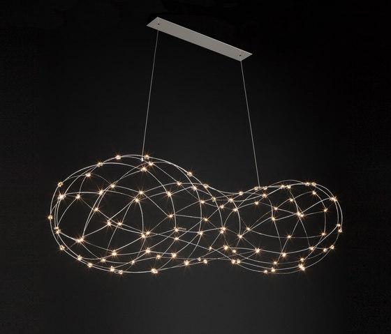 Cloud Suspension de Quasar | Lámparas de suspensión