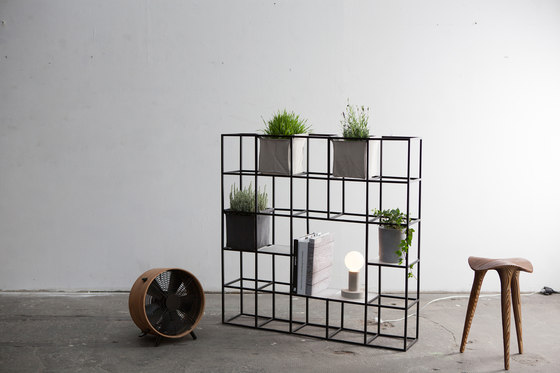 iPot modular system by ipot | Shelving