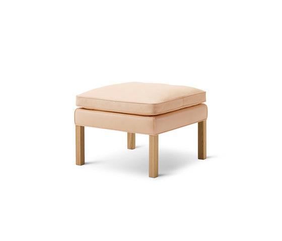 Mogensen 2202 Ottoman di Fredericia Furniture | Pouf