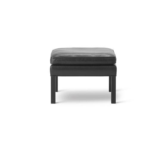 Mogensen 2202 Ottoman by Fredericia Furniture | Poufs