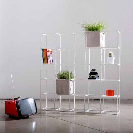 iPot 5x5 by ipot | Shelving