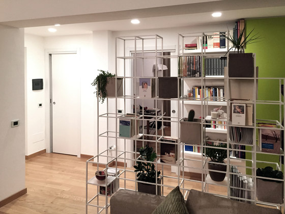 iPot modular system by ipot   Shelving