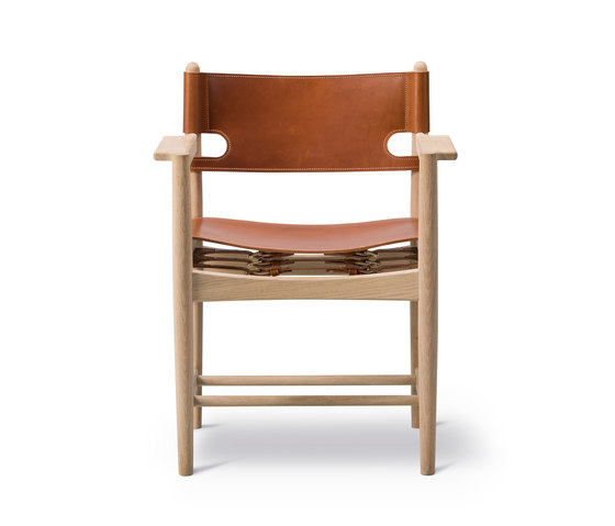 The Spanish Dining Chair von Fredericia Furniture | Stühle