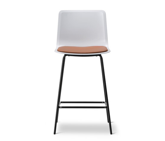 Pato 4 Leg Barstool by Fredericia Furniture | Bar stools